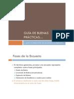 Guia DeBuenasPracticas ParaElaboracionEncuestas