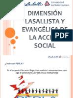 Dimensio¦ün Lasallista de Accio¦ün Social