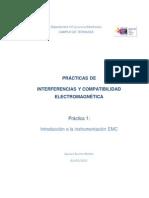 Interferrencias Y Compatibilidad Electromagnetica Analizador de Espectros