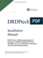 DRDPtech_InstallationManualFeb2011