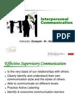 RMS PresentationSlides InterpersonalCommunication