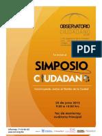 Boletín -El Observador- Junio 2012