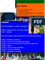 Siurana Intranet