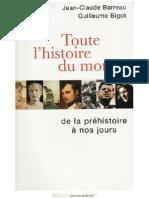 Toute l 27histoire Du Monde - Jean-Claude Barreau Guillaume Bigot