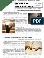 Apostila de Filosofia - 3ª série - Ensino Médio - 3º Bimestre