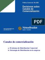 INTERMEDIARIOS Y CANALES DE DISTRIBUCIÓN