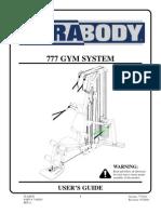 777 Gym System