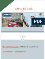 Vishal Retail