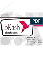 Marketing Plan of bKash_Group 2
