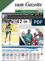 Platinum Gazette 08 June 2012