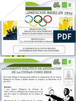 Diapositivas Deportes