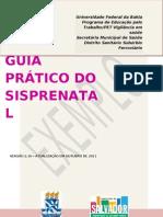 Cartilha - SIS 03-11