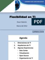 Common Advisor IT Flexibility 2012 V3