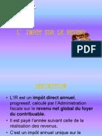 L-impot Sur Le Revenu