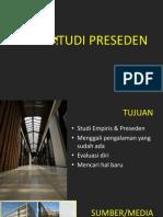 Studi Preseden