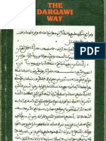 The Darqawi Way the Letters of Shaykh Mawlay Al Arabi Ad Darqawi