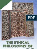 The Ethical Philosophy of Al Ghazzali by Muhammad Umar Ud Din