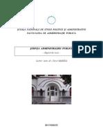 Ştiinţa administraţiei publice