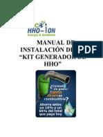 Manual Kith Ho