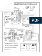 Remote Control-Wiring Diagram