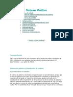 Sistema Político Colombiano