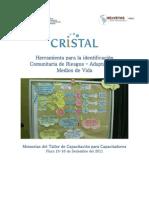 Cristal Herramienta Para Identificar Riesgos de Cambio Climatico