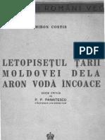 75887017-Letopiseţul-Ţării-Moldovei-dela-Aron-Vodă-incoace
