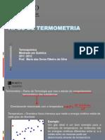 Tipos de Termometria