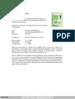 Journal Etho Phamarcology