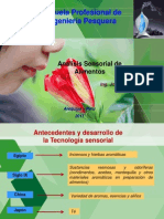 Analisis Sensorial INTRODUCCION