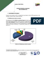 Informe de Gestion Febrero 2012