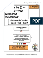 RP - Bach-Fugue in C Lvl E v7.4tc 1306-27
