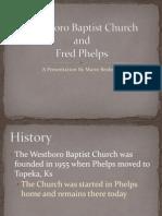 Westboro Baptist Church Ppt