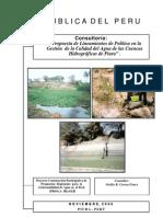 4e15ef68e7537 Propuesta de Lineamientos de Politica en La Gestion de La Calidad Del Agua de Las Cuencas Hidrogr
