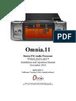 Omnia 11_Manual PRELIM