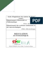 cours_régulation automatique analogique