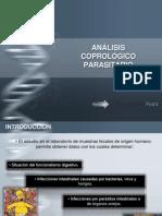 Coprologic studyy