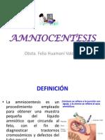 Amniocentesis Domingo 27