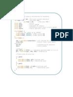 Diagrama eléctrico y código  para contol PD, Péndulo invertido