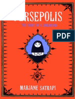 Satrapi, Persepolis 1 English