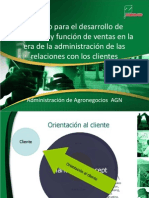 Presentación 5 Estrategias y función de ventas