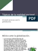 Tópicos de la realidad nacional
