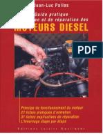 Réparation du moteur Diesel
