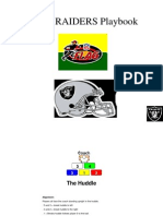 MNFL Raiders Playbook