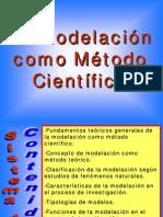 La Modelación como método científico. (2)