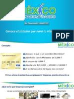 Sistema Mexico Gana Comprando