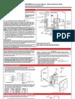 Honeywell Gsmv Honeywell Igsmv Quick Install Guide