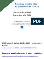 PROYECCIONES ECONÓMICAS DE LA OCDE