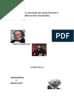 1 Libro de Ortografia y Redaccion