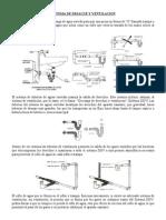 Sistema de Desague y Ventilacion